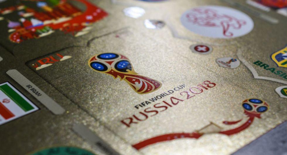 Rusia 2018: Si creías que el álbum tapa dura era caro, espera a ver el Panini Gold Edition. (Fotos: Panini)