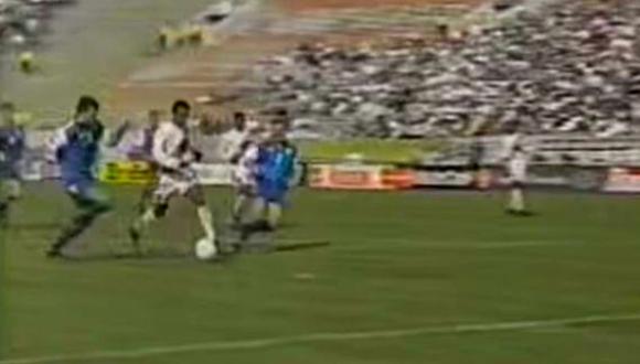 Perú vs. Dinamarca: así fue el partido amistoso que disputamos en 1997