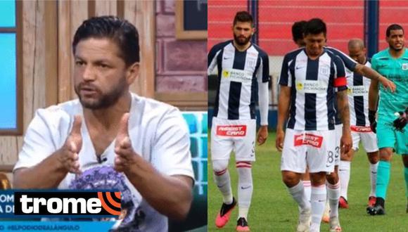 Pedro García propone marcha para que Alianza Lima obtenga punto y se quede en primera