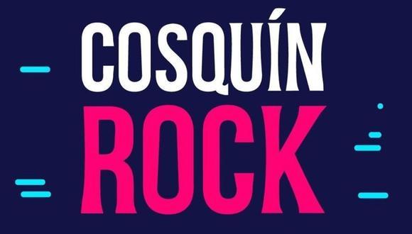 Cosquín Rock comienza su primera edición digital este 2020. (Foto: @cosquinRockOficial)