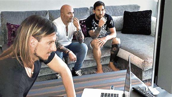 Lionel Messi está confiado con la clasificación de Argentina al Mundial Rusia 2018.