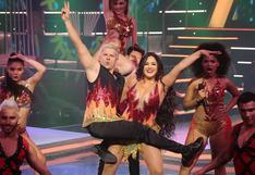 Michelle Soifer y Mario Hart fueron eliminados de 'El dúo perfecto' pero el jurado los salvó