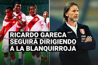 Juan Carlos Oblitas dio a conocer el futuro de Ricardo Gareca al mando de la selección peruana