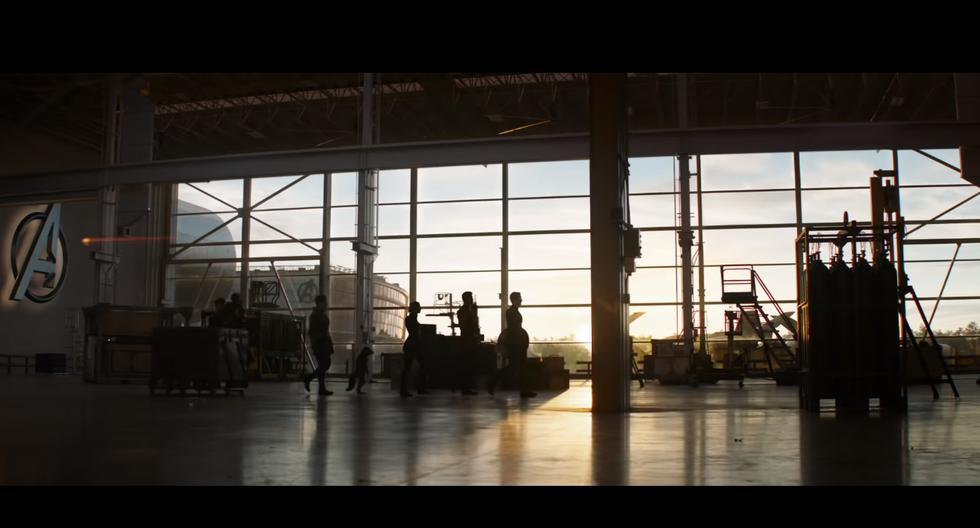 """Avengers: Endgame"" rinde homenaje a los superhéroes que desaparecen en ""Infinity War"" (Foto: Captura de pantalla)"