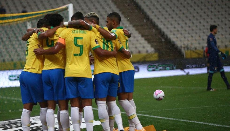 Estas fueron las mejores imágenes del Brasil vs. Bolivia. (Agencias)