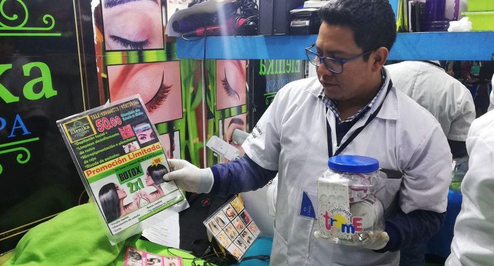 La Municipalidad de Lima impuso una multa de 1 UIT, equivalente a S/ 4200, a cada local y procedió a clausurarlos. (Difusión)