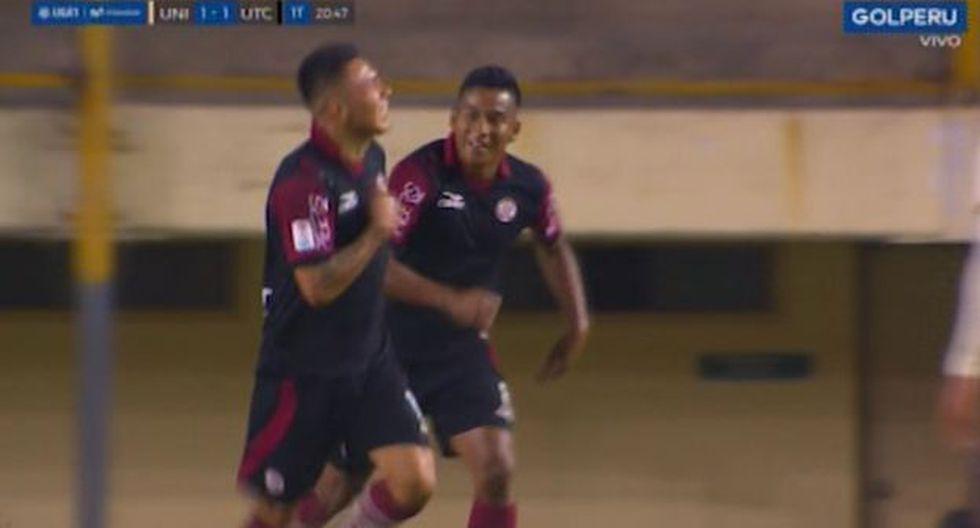 Gol 1 de UTC