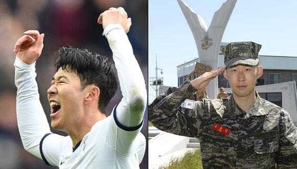 Heung-Min Son reveló detalles de servicio militar en Corea del Sur | Trome