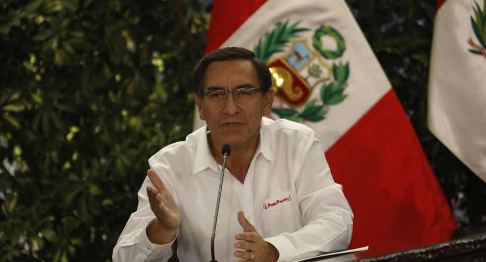 Martín Vizcarra amplia el estado de emergencia hasta el martes 30 de junio | TROME