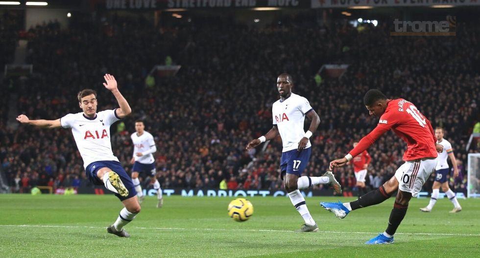 Manchester United vs. Tottenham EN VIVO