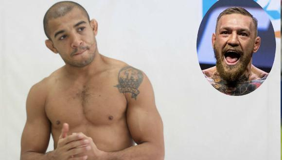José Aldo no está satisfecho con tener el cinturón de vuelta, quiere desquitarse de Conor McGregor. (Redes sociales)