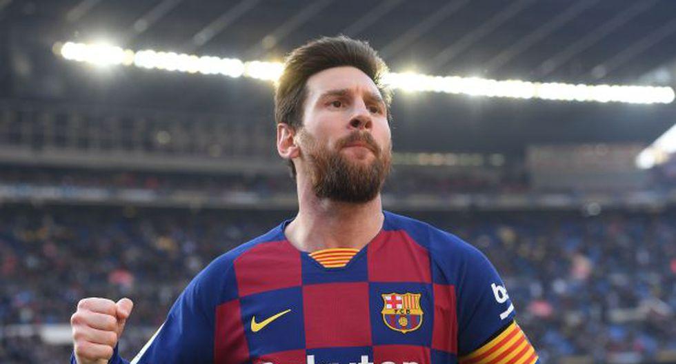 Goles de Messi y triplete en Barcelona - Eibar por la Liga Santander:  Un tanto con toque fino y sutil