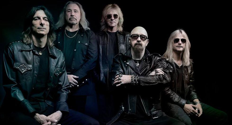 Judas Priest se presentará en Lima el próximo 30 de octubre. Foto: Facebook / Judas Priest