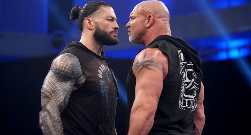 La WWE se vería obligada a reemplazar al rival de Goldberg para el show que tendrá lugar en el Performance Center de Orlando, Florida. (Foto: WWE)