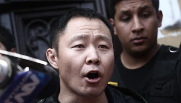Kenji Fujimori anunció que dio positivo a COVID-19. (Foto: GEC)