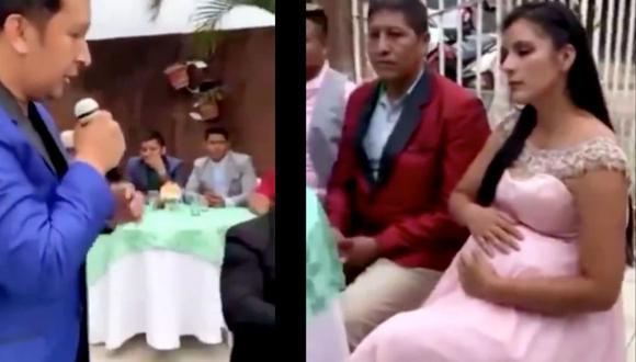 Video de boda mexicana se vuelve viral