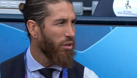 Sergio Ramos concluye su contrato el 30 de junio con Real Madrid y ya piensa en su futuro. (Foto: Agencias)