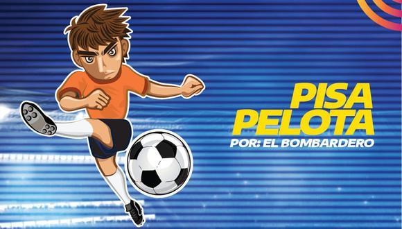pisa pelota-bombardero-futbol-peruano-ivan-cruz-alianza-lima-universitario