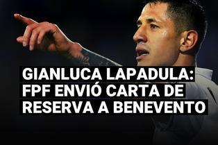 Selección peruana: FPF envió carta de convocatoria a Benevento por Gianluca Lapadula