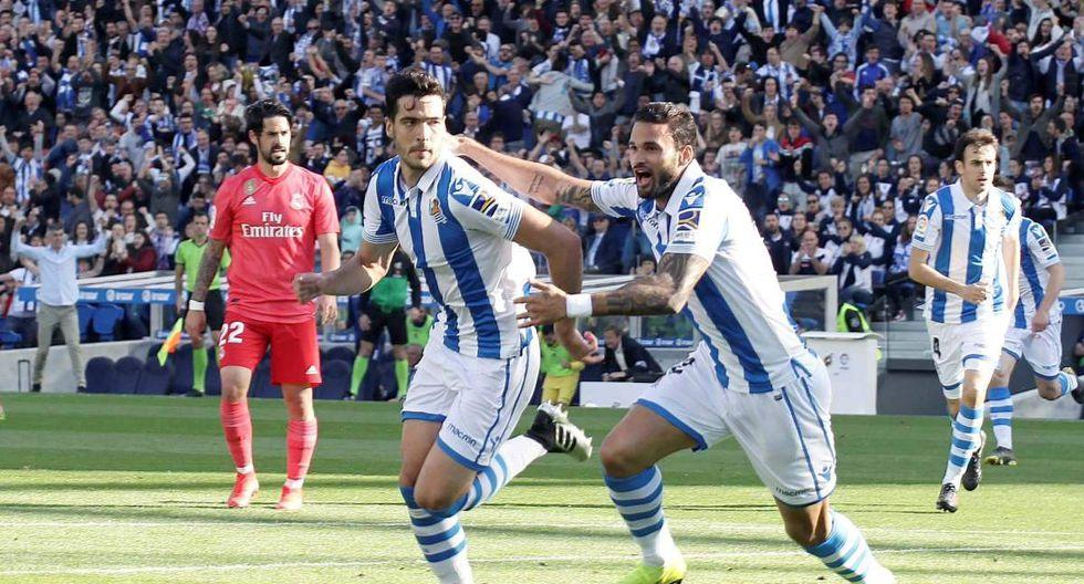 Real Madrid vs Real Sociedad: Partido por la Liga Santander
