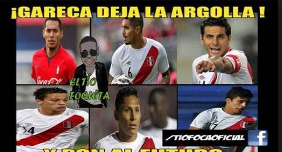 Memes del Perú vs Uruguay por la Copa América 2019. (Fotos: Facebook/Twitter)