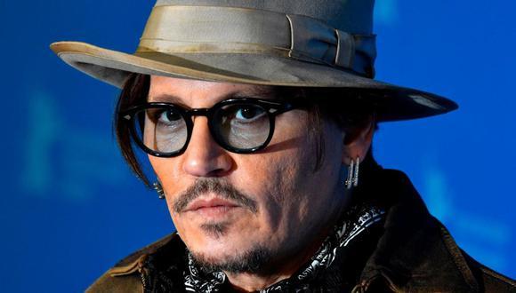 Amber Heard denunció por violencia a Johnny Depp. (Foto: AFP / Jhon macdougall)