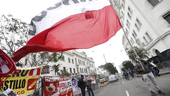 Meneses era simpatizante de Perú Libre. (Fotos: Jorge Cerdan/@photo.gec)