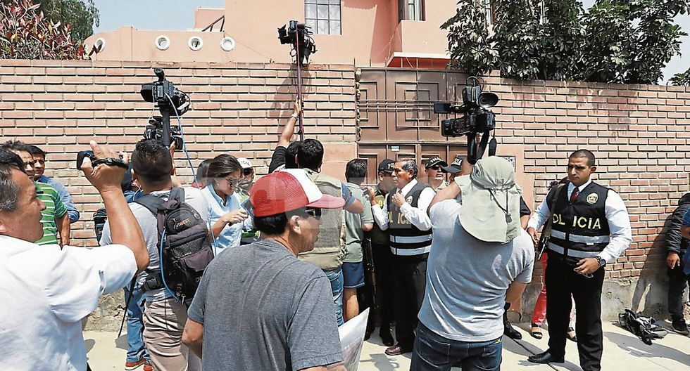 Osmán Morote: '¡Lárgate, asesino!' gritan en Chaclacayo al excarcelado terrorista