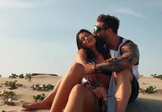 Nicola Porcella y su novia Ale Campaña se hicieron el 'tatuaje del amor'