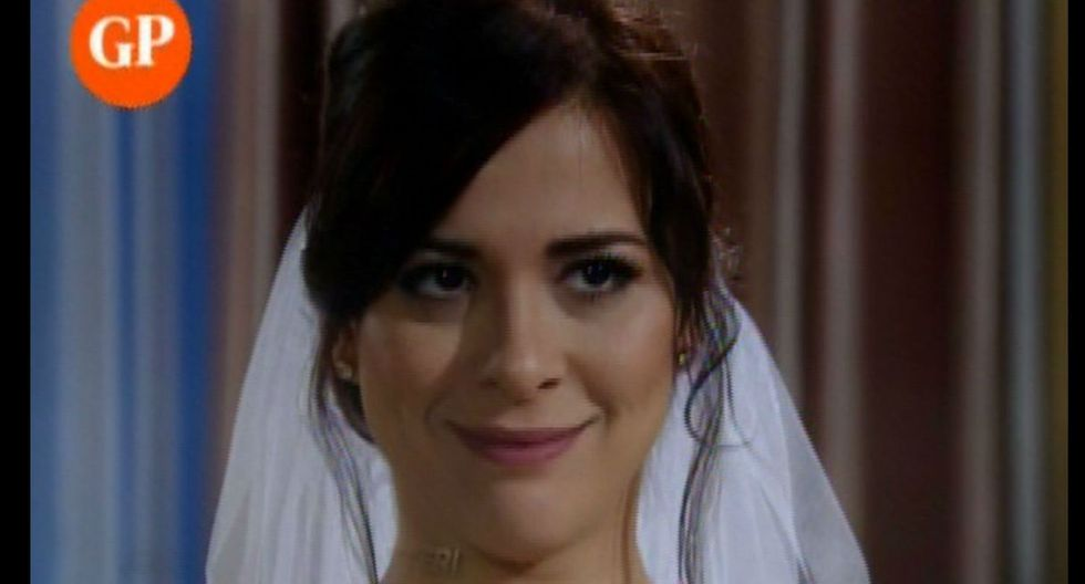 Lucas y Cristina se casaron en VBQ. (Captura)