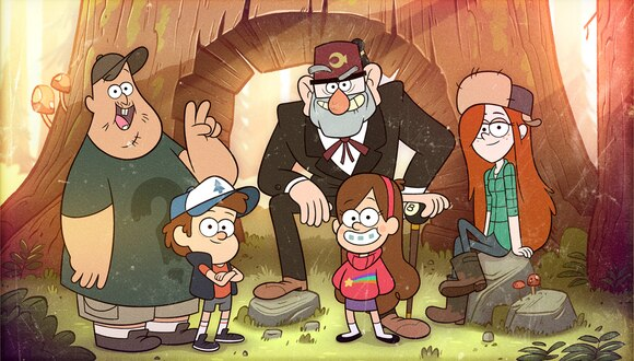 Disney XD realizará maratón de sus series animadas. (Fotos: Disney)