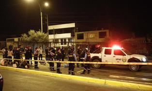 Ventanilla: Niño de 10 añitos muere tras ser impactado por bus