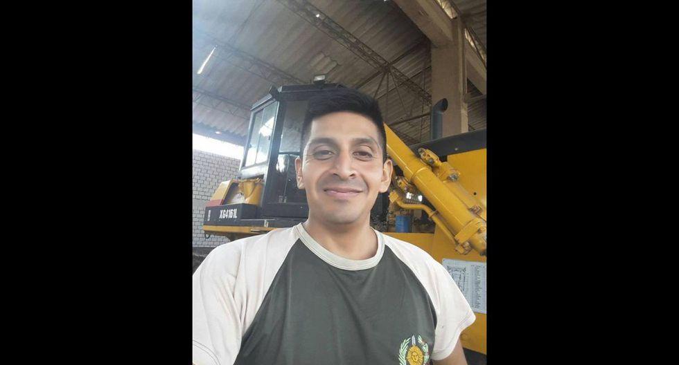 Luis Estebes Rodríguez, principal sospechoso del asesinato de Marisol Estela Alva.