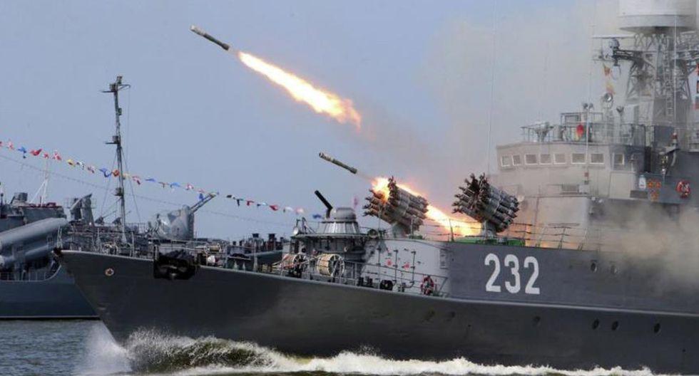Rusia amenaza a Estados Unidos con el caos si vuelve a bombardear Siria.
