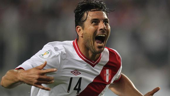 Claudio Pizarro jugó su último partido con la selección peruana en marzo del 2016