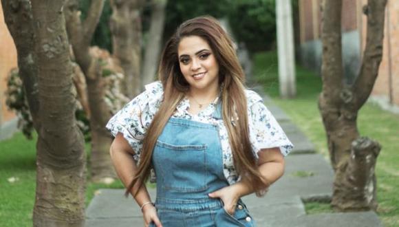 Sandra Muente revela que tiene una úlcera en el estómago y pronto la operarán | Instagram NNDC | ESPECTACULOS | TROME