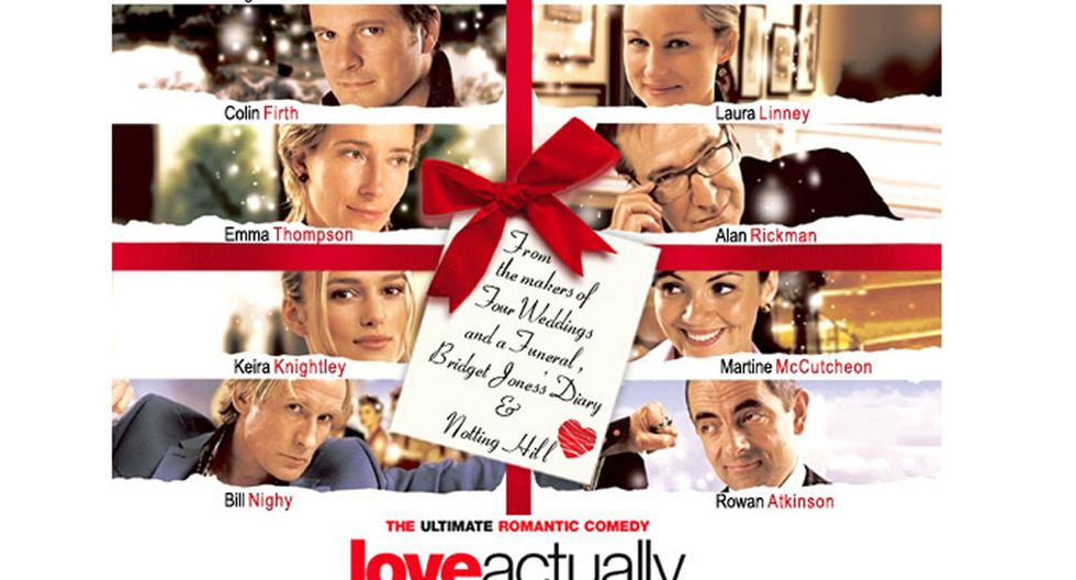 18. Love Actually (2003) (Foto: RottenTomatoes)
