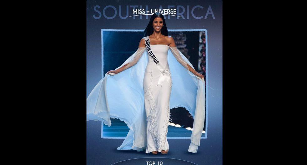 Miss Sudáfrica entre las favoritas para llevarse el Miss Universo 2018