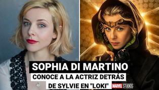 """Marvel: Conoce a Sophia Di Martino, la actriz que interpreta a Sylvie en """"Loki"""""""
