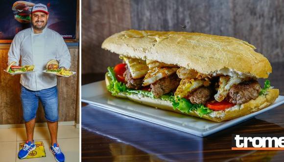 Descubre la historia de la hamburguesería Carnívoro. (Foto: Trome)