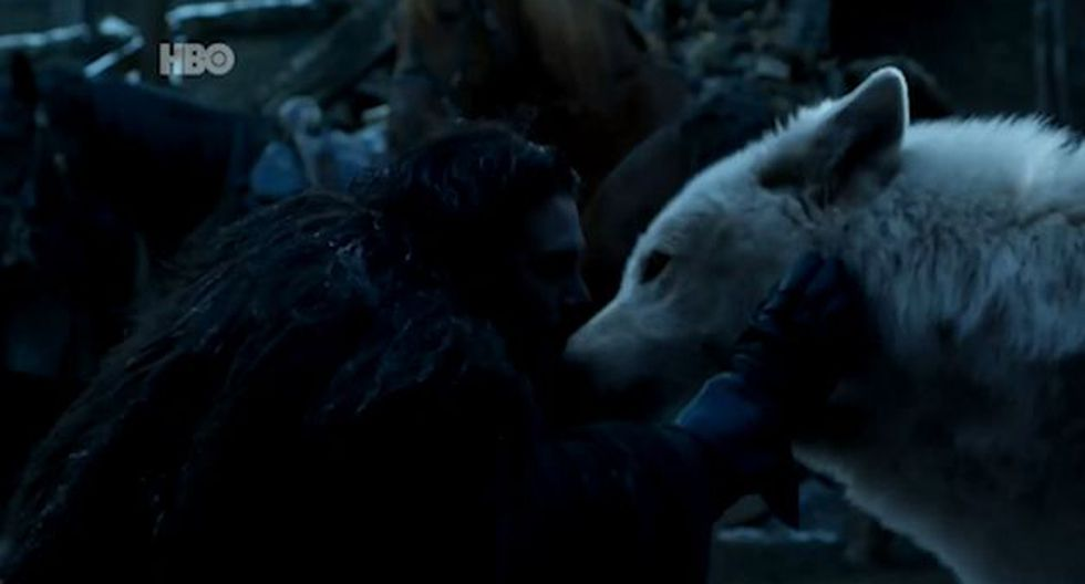Jon Snow es se reencuentra con un viejo amigo. (VIDEO: HBO)
