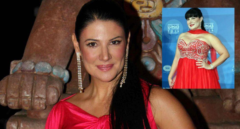 Alejandra Ávalos denuncia discriminación por su peso