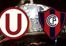 Universitario vs Cerro Porteño: Día, hora y canal del partido de ida por la segunda fase de Copa Libertadores 2020
