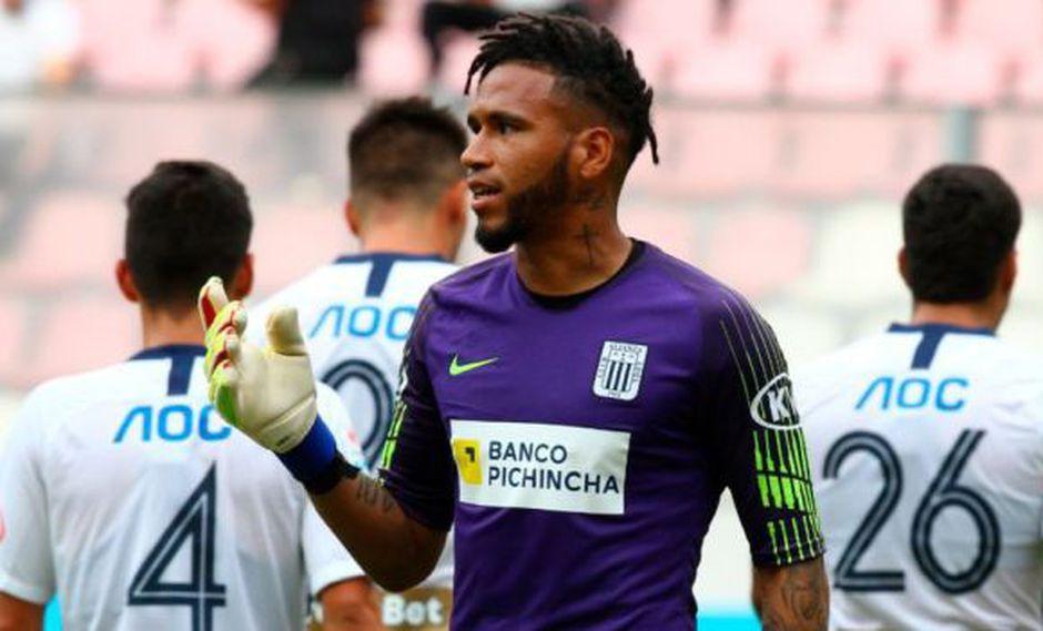 Pedro Gallese atajó la temporada 2019 en Alianza Lima. (Foto: GEC)
