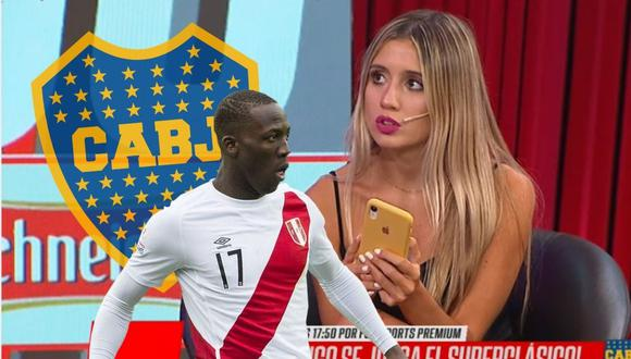 Prensa argentina confirma interés de  Boca Juniors por  Luis Advíncula (Captura ESPN)