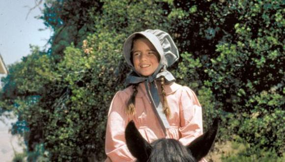 """Melissa Gilbert interpretó a Laura en la recordada serie """"La familia Ingalls"""" (Foto: NBC)"""