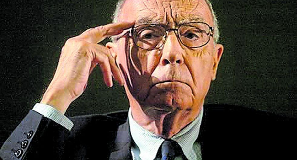 José Saramago (Azinhaga, 16 de noviembre de 1922- Tías (España), 18 de junio de 2010)