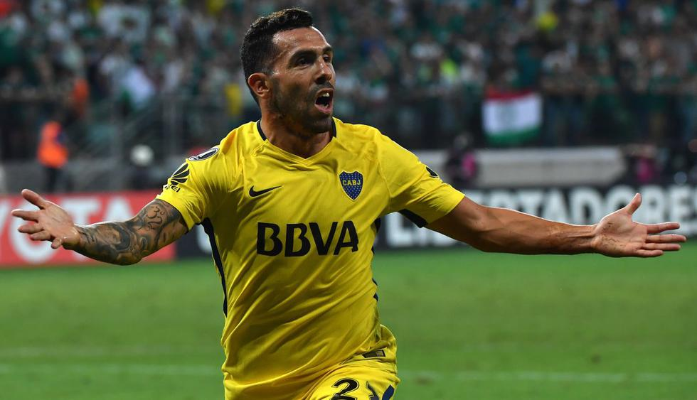 Gol de Tevez