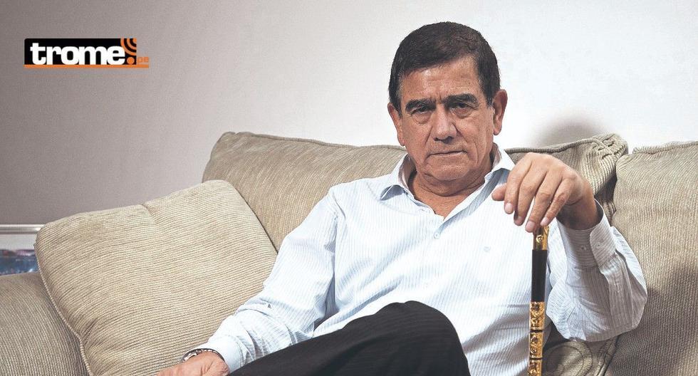 General (r) José Williams fue Chavín de Huántar y dice que es una afrenta a las Fuerzas Armadas que hayan miembros de Perú Libre vinculados a organizaciones terroristas. (Fotos: Eduardo Cavero)