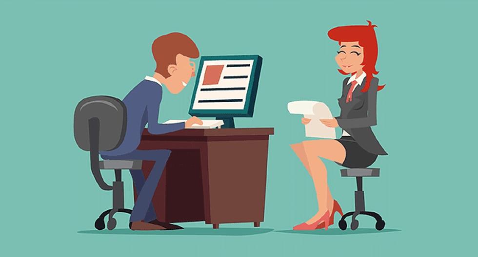 Entrevista para pedir financiamiento al banco